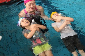 8.Swimming Safety Lesson