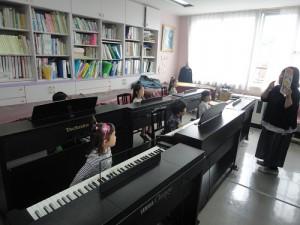 Intermediate Music